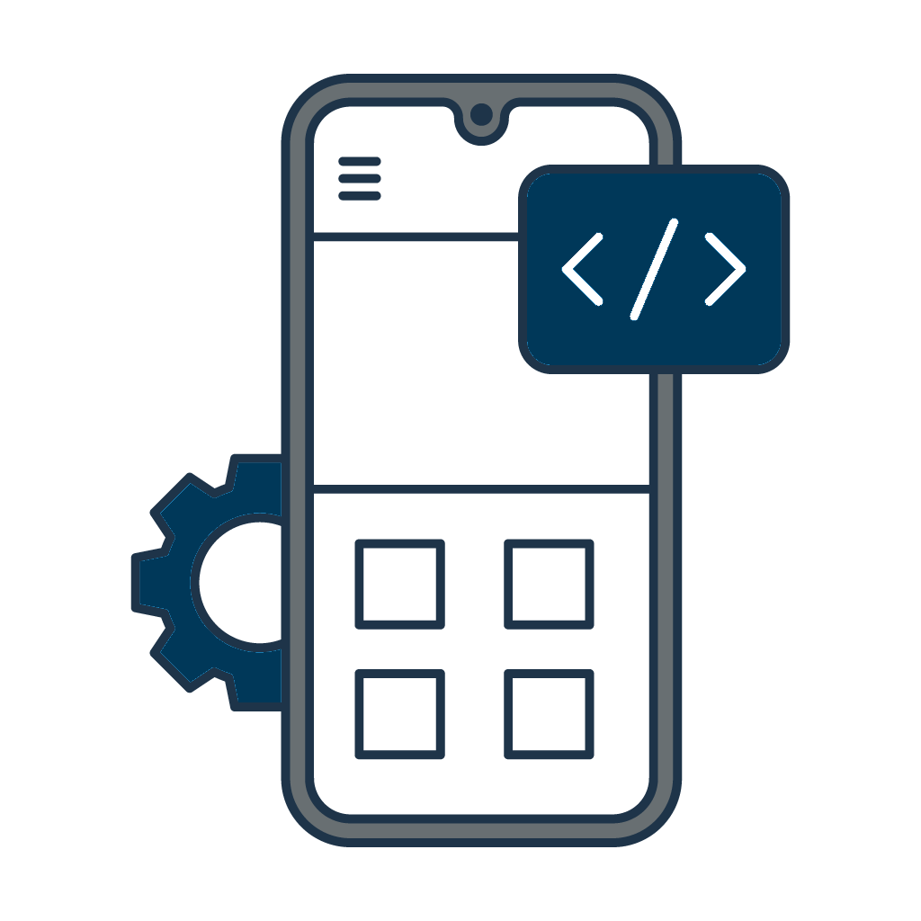 Blue Custom-application-development